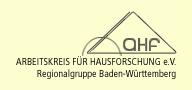 Arbeitskreis für Hausforschung - Regionalgruppe Baden-Württemberg