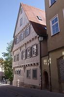 Nordwestansicht / Wohnhaus in 72070 Tübingen (21.09.2019 - Christin Aghegia-Rampf)