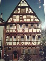 Ansicht gegen Nordosten / Wohnhaus in 72160 Horb am Neckar (Martin Fassnacht)