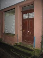 Eingang Zollgasse / ehem. Wohnhaus in 97877 Wertheim (26.02.2009)