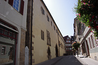 Nordwestansicht / Bebenhäuser Pfleghof in 72070 Tübingen (21.09.2019 - Christin Aghegian-Rampf)
