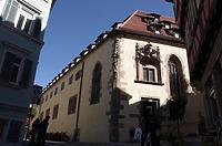 Südwestansicht / Bebenhäuser Pfleghof in 72070 Tübingen (21.09.2019 - Christin Aghegian-Rampf)