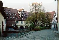 Blick in den Hof von Südosten / Bebenhäuser Pfleghof in 72070 Tübingen
