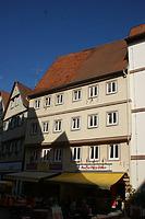 Ansicht / Wohn- und Geschäftshaus in 74821 Mosbach (26.09.2014 - Burghard Lohrum)