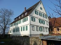 Amtsgerichtsgebäude in 74354 Besigheim (08.03.2014 - Archiv Martin Haußmann)