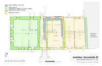 Bauphasenplan / Wohnhaus in 79798 Jestetten (13.01.2016 - Stefan King)