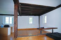 OG. Reste des ehem. Bohlenstübchen im südwestlichen Eckbereich. / Wohnhaus in 88682 Salem-Neufrach (05.06.2015)
