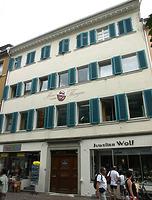 Ansicht / Wohn-Geschäftshaus in 78426 Konstanz (20.01.2016 - Stefan King)