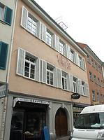 Ansicht / Wohn-Geschäftshaus in 78426 Konstanz (20.01.2016 - Srefan King)