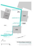 Lageplan / Kirchhofmauer in 72348 Rosenfeld-Leidringen (26.01.2016)