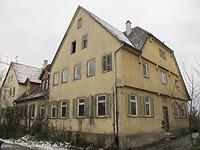 Ansicht des Schafhofes von Südosten / Ehemaliger Schafhof in 71394 Kernen-Rommelshausen (10.12.2012 - Markus Numberger, Esslingen)
