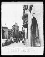 Schwarzes Tor, Aufnahme-Nr. B 14.903/4  / Schwarzes Tor in 78628 Rottweil (1950/ 1970 - Bildarchiv Marbug, Erika Schmachtenberger)