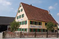 Gasthaus zum Lamm in 74532 Illshofen, Großallmerspann (05.06.2009)