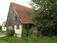 Bauernhaus in 78628 Rottweil, Hausen ob Rottweil (26.02.2016 - Stefan King)