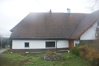 Hotzenhaus in 79774 Albbruck-Schachen (08.12.2014 - Burghard Lohrum)