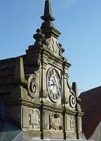Rathaus in 74243 Langenbrettach, Brettach (07.03.2011)