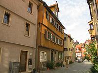 Ansicht des Gebäudes von Südosten / Wohnhaus in 73728 Esslingen, Esslingen am Neckar (17.06.2011 - Markus Numberger, Esslingen)