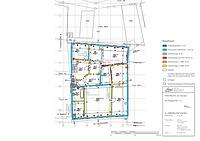 Im Heppächer 16 Bauphasenplan 2. Obergeschoss / Wohnhaus in 73728 Esslingen, Esslingen am Neckar (26.01.2012 - Markus Numberger, Esslingen)