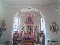 kath. Pfarrkirche St. Johann Baptist in 78580 Tuttlingen-Bärenthal (14.04.2016 - Ott, Robert (Holzschutzsachverständiger))