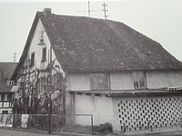 Wohnhaus in 78351 Bodman-Ludwigshafen (26.04.2016 - Stefan Uhl)
