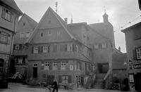 """Gasthaus """"Zum Adler"""" in 74354 Besigheim (Stadtarchiv Besigheim)"""