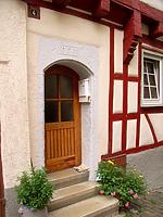 Denkmalpflegerischer Werteplan / Wohnhaus in 74354 Besigheim (12.11.2007)