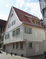 Ansicht von Norden / Wohnhaus in 74354 Besigheim (2017 - M. Haußmann)