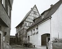 Verwaltungsgebäude (ehem. Scheuer) in 74354 Besigheim (19.08.2014 - Stadtarchiv Besigheim)