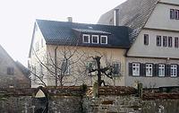 Ansicht von Nordwest / Wohnhaus in 74354 Besigheim (05.06.2016 - Archiv Martin Haußmann)