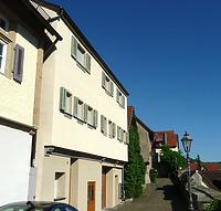 Ansicht von Westen / Wohnhaus in 74354 Besigheim (23.06.2016 - Archiv Martin Haußmann)