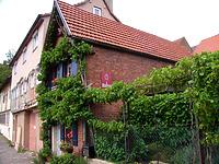 Ansicht von Süden / Wohnhaus in 74354 Besigheim (02.07.2007 - Denkmalpflegerischer Werteplan, Gesamtanlage Besigheim, Regierungspräsidium Stuttgart)