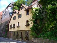 Ansicht von Süden / Wohnhaus in 74354 Besigheim (12.07.2007 - Denkmalpflegerischer Werteplan, Gesamtanlage Besigheim, Regierungspräsidium Stuttgart)
