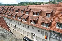Ansicht von Norden / Wohnhaus in 74354 Besigheim (30.06.2016 - H.-V. Kraemer)