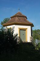 Ansicht von Nordost / Pavillon in 74354 Besigheim (08.08.2012 - H.-V. Kraemer)