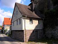 (historische) Ansicht von Süden / Wohnhaus in 74354 Besigheim (12.07.2007 - Denkmalpflegerischer Werteplan, Gesamtanlage Besigheim, Regierungspräsidium Stuttgart)