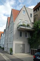 Ansicht von Süden / Wohnhaus in 74354 Besigheim (30.06.2016 - H.-V. Kraemer)