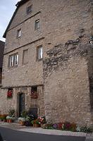 Ansatz des inneren Bügelestores / Steinhaus, Torhaus, jetzt Wohnhaus in 74354 Besigheim (M. Haußmann)