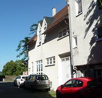 Ehemalige Scheune, heute zu Bühl 10, dem Kindergarten gehörend / Kindergarten, ehemals Scheune in 74354 Besigheim (17.07.2016 - M.Haußmann)