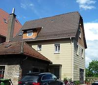 West-Seite / Wohnhaus in 74354 Besigheim (24.06.2016 - M.Haußmann)