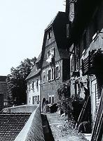 Neckarseite (Osten) / Wohnhaus in 74354 Besigheim (20.08.2014 - Stadtarchiv Besigheim)