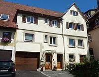 Westseite / Wohnhaus in 74354 Besigheim (16.06.2016 - Archiv Martin Haußmann)