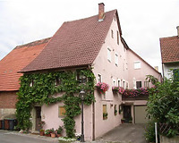 Süd-Ost Seite / Wohnhaus in 74354 Besigheim (Denkmalpflegerischer Werteplan,  Gesamtanlage Besigheim  Regierungspräsidium Stuttgart)