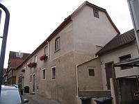 Ansicht von Nordost / Wohnhaus in 74354 Besigheim (Denkmalpflegerischer Werteplan, Gesamtanlage Besigheim, Regierungspräsidium Stuttgart)
