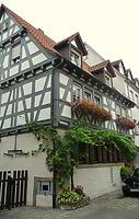 Nord-Westseite / Wohnhaus in 74354 Besigheim (30.06.2016 - M.Haußmann)