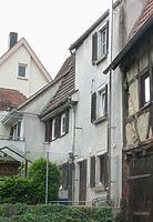 Südseite / Wohnhaus in 74354 Besigheim (30.06.2016 - M.Haußmann)
