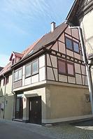 Ansicht von Norden / Wohnhaus in 74354 Besigheim (04.07.2016 - M. Haußmann)