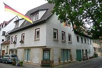 Ansicht von Süden / Wohn- und Geschäftshaus in 74354 Besigheim (16.06.2016 - M. Haußmann)