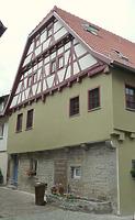 Ansicht von Südost / Wohnhaus in 74354 Besigheim (30.06.2016 - M. Haußmann)