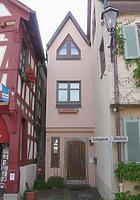 Ansicht von Westen / Wohnhaus in 74354 Besigheim (04.07.2016 - M. Haußmann)