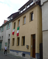 Ansicht von Norden / Wohnhaus, ehemalige Scheuer in 74354 Besigheim (30.06.2016 - M. Haußmann)